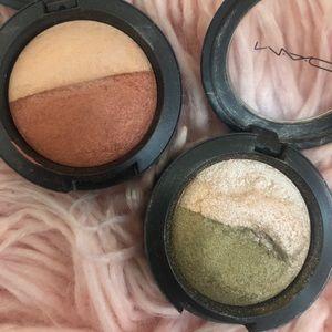 MAC Mineralized Eyeshadow Duos